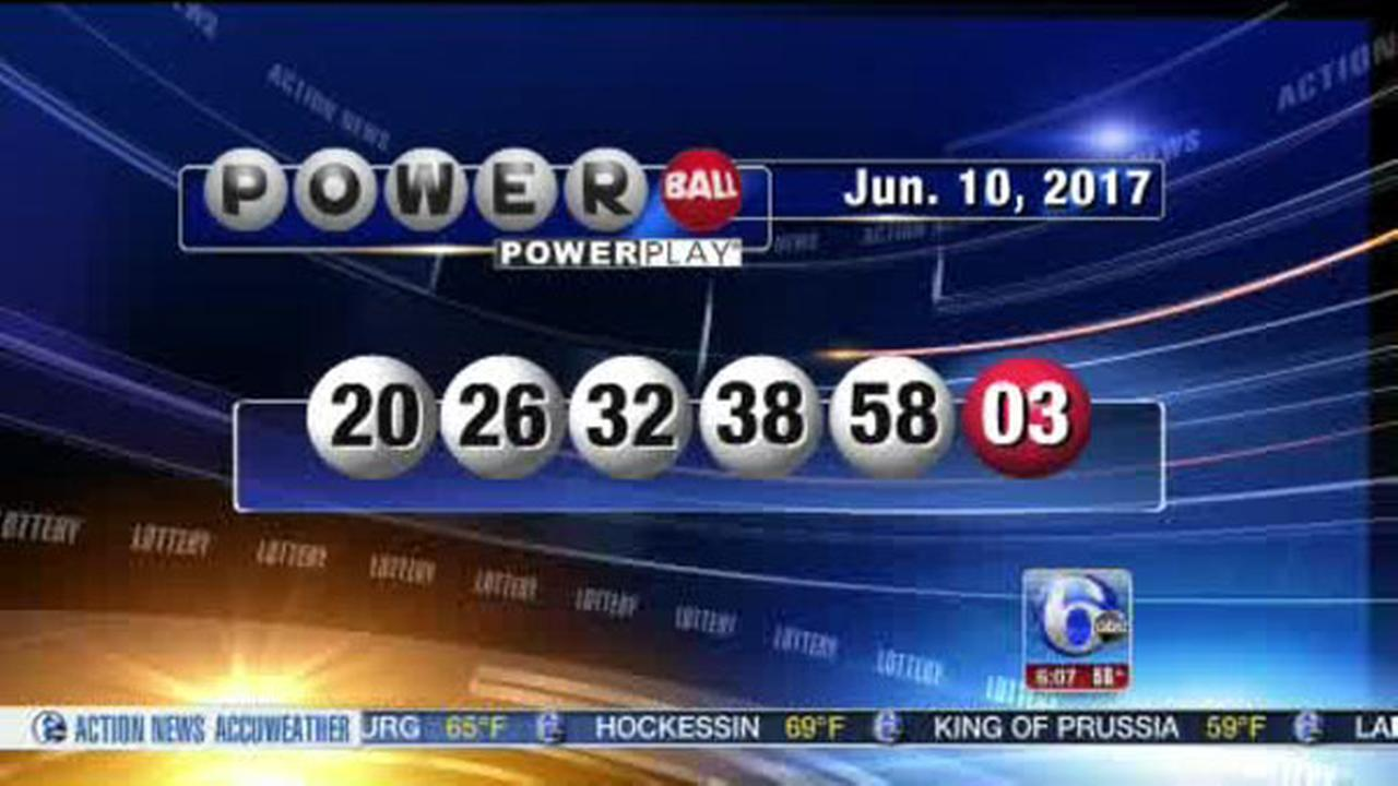Someone in California Bought the Winning $448 Million Powerball Ticket