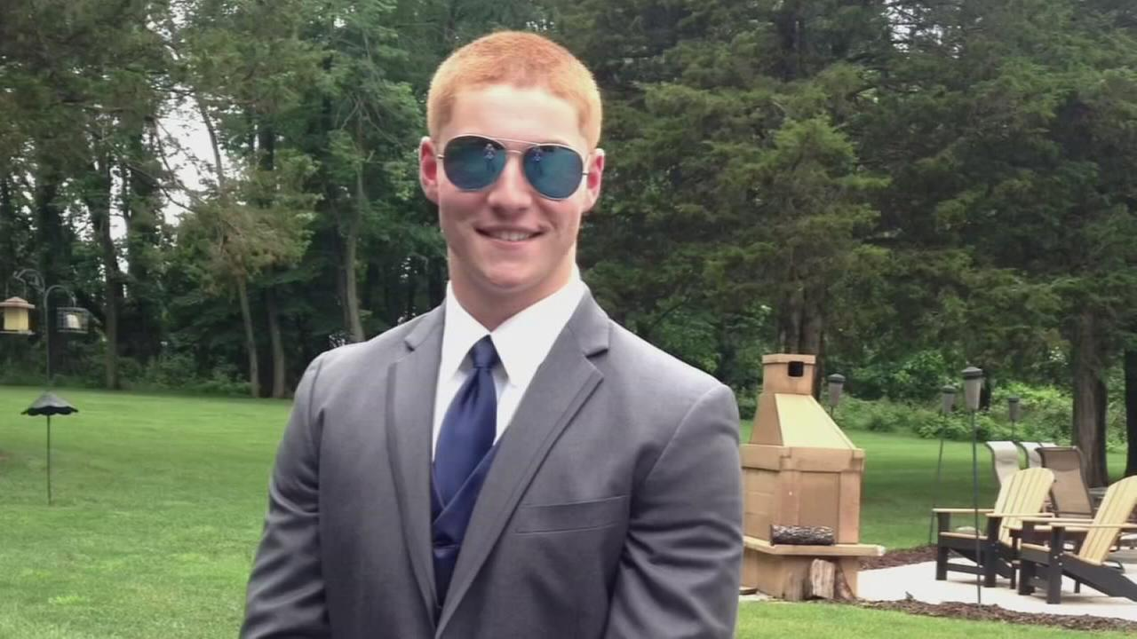 Penn State frat brothers due in court in pledges fatal fall