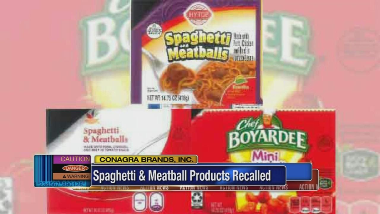 700,125 pounds of spaghetti and meatballs recalled