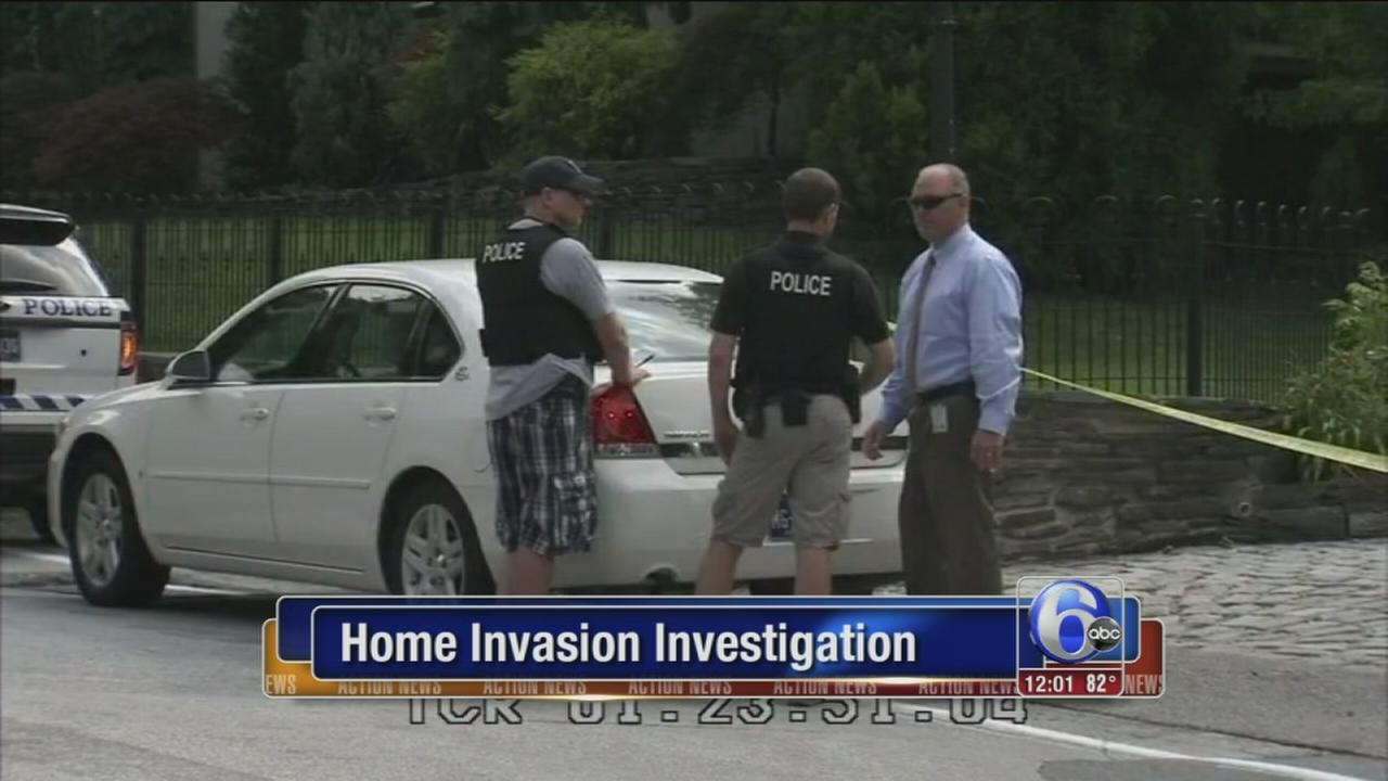 VIDEO: Home invasion, kidnapping in Upper Merion
