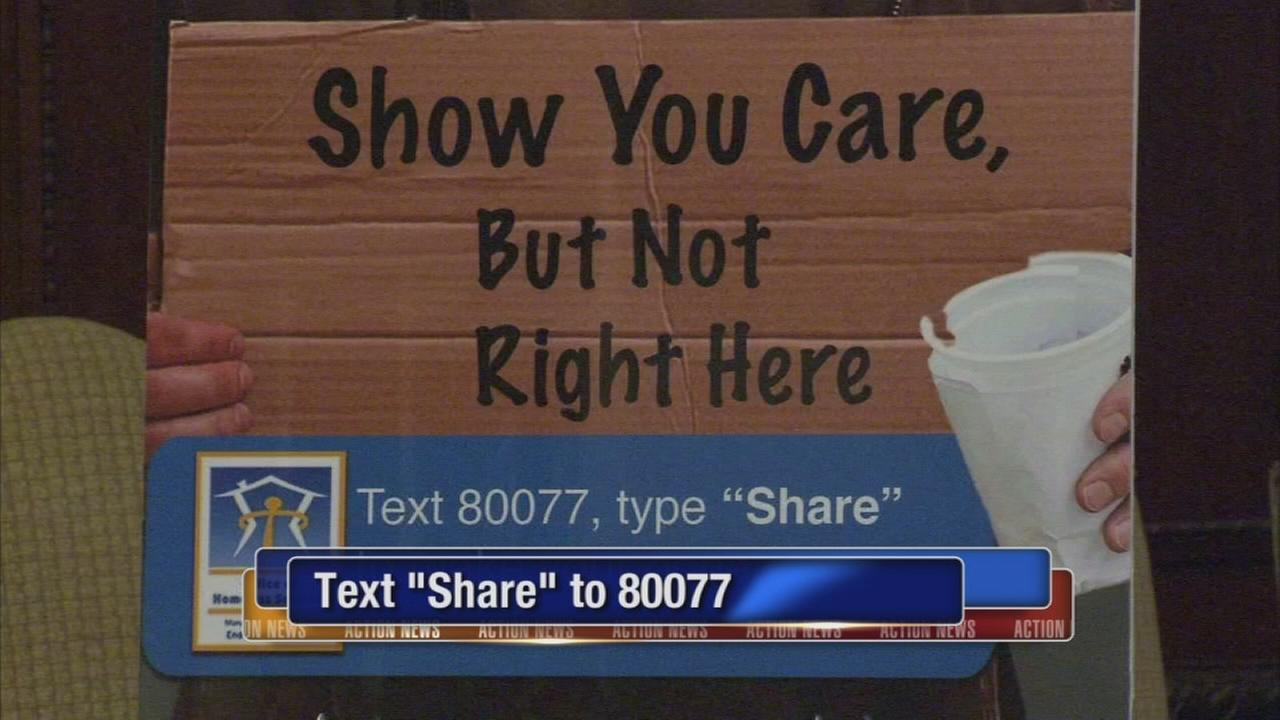 Philadelphia launches Text to Give to curb panhandling