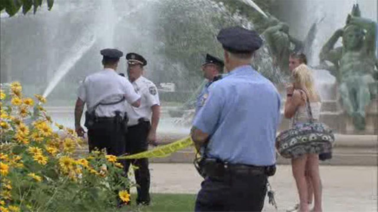 Woman sexually assaulted at Logan Square fountain