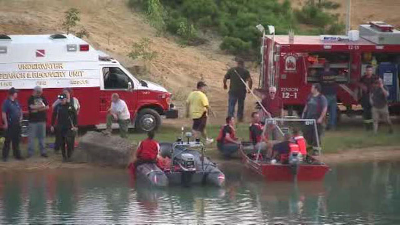 Coast Guard aids in search in Hamilton Township