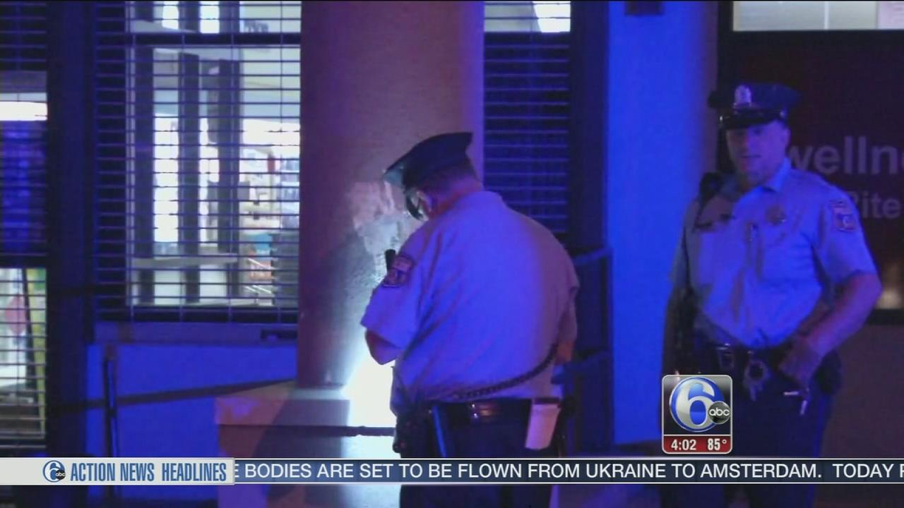 VIDEO: Couple gunned down outside Rite Aid