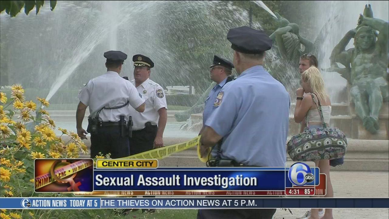 VIDEO: Logan Square sexual assault investigation