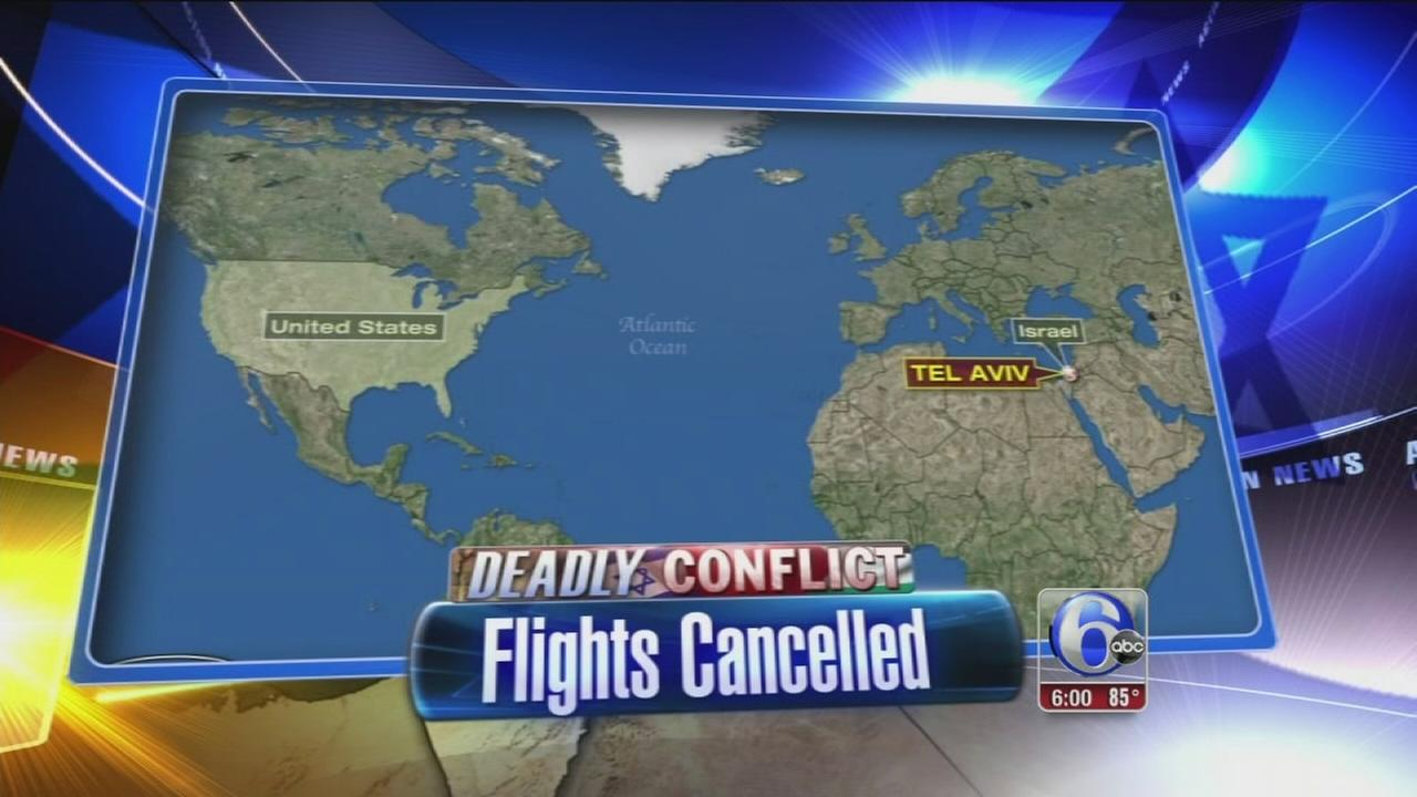 VIDEO: FAA tells US airlines not to fly to Tel Aviv