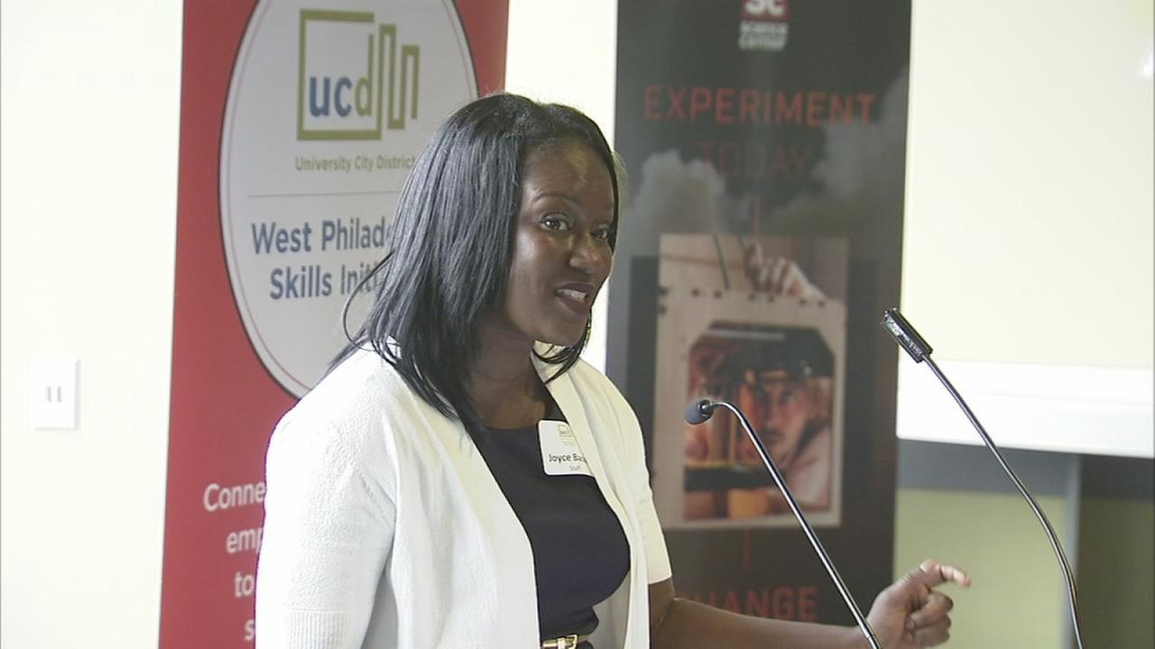 West Philadelphia Skills Initiative graduations