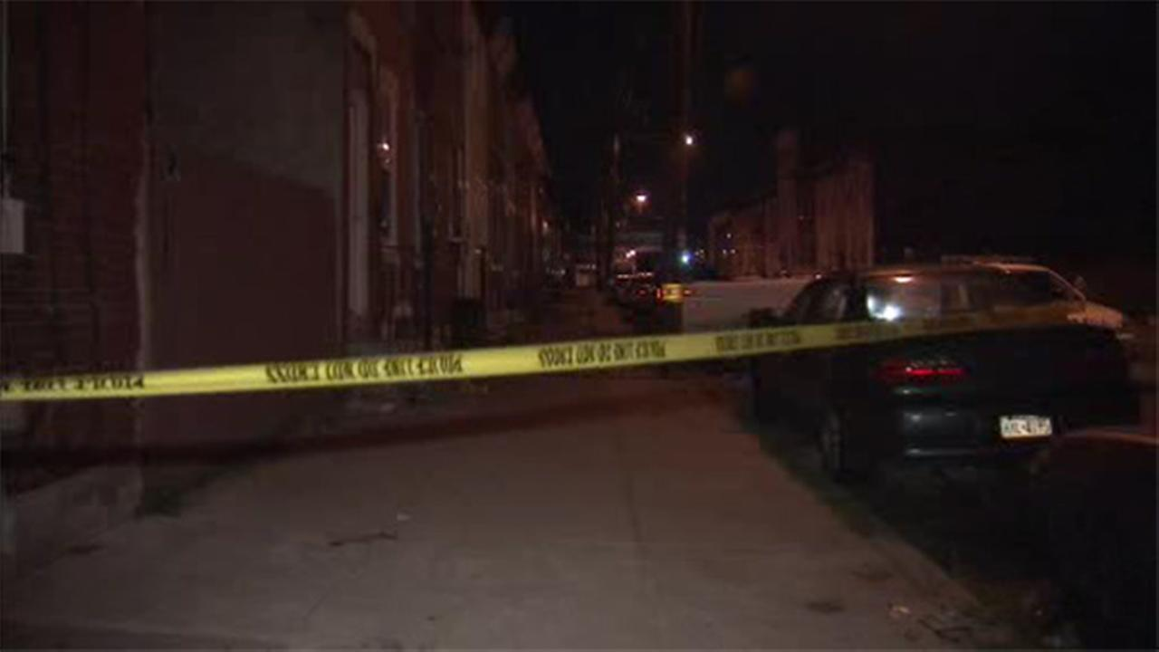 Man rushed to hospital with gunshot wound in Kensington