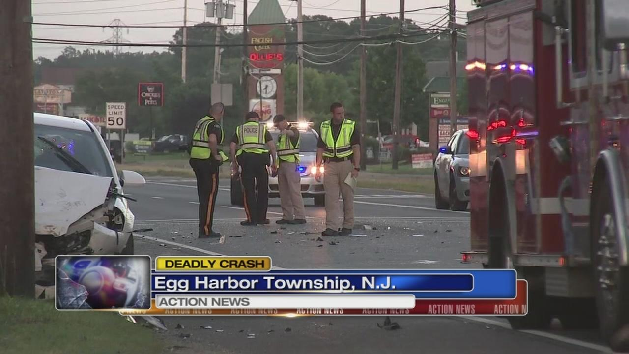 Police ID victim in Egg Harbor Twp. crash