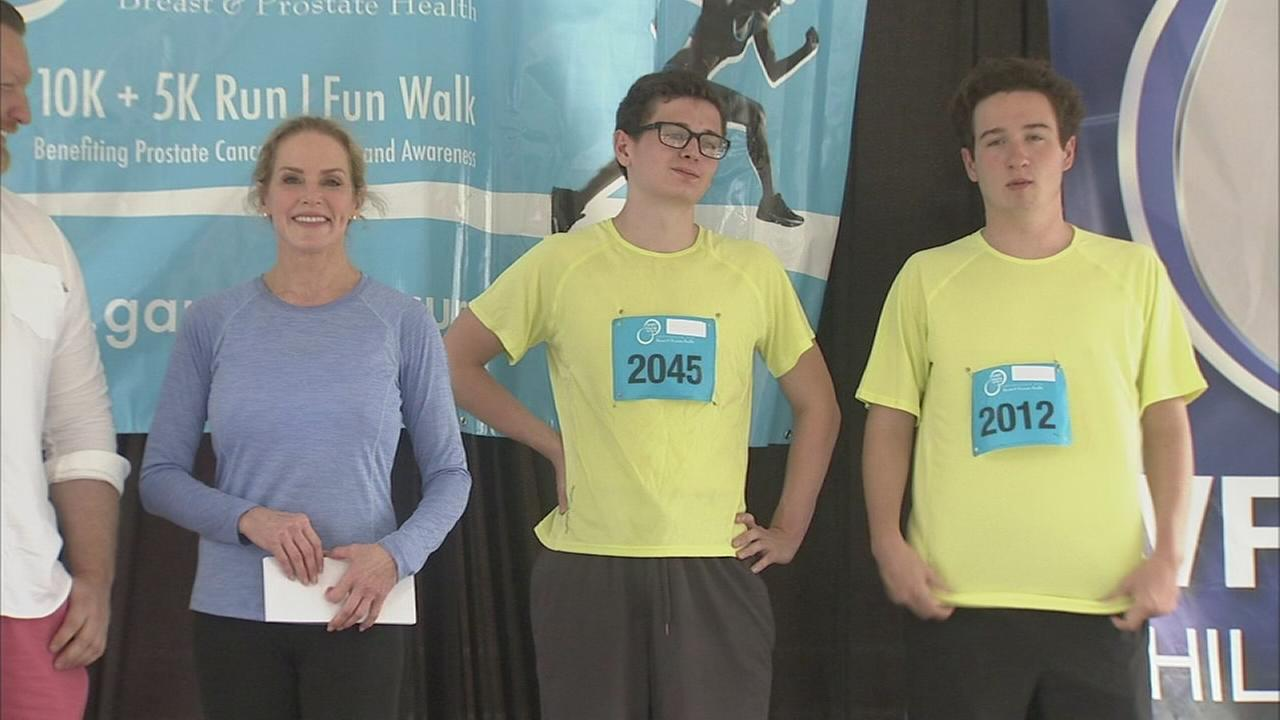 Gary Papa Run: Thousands run to fight cancer