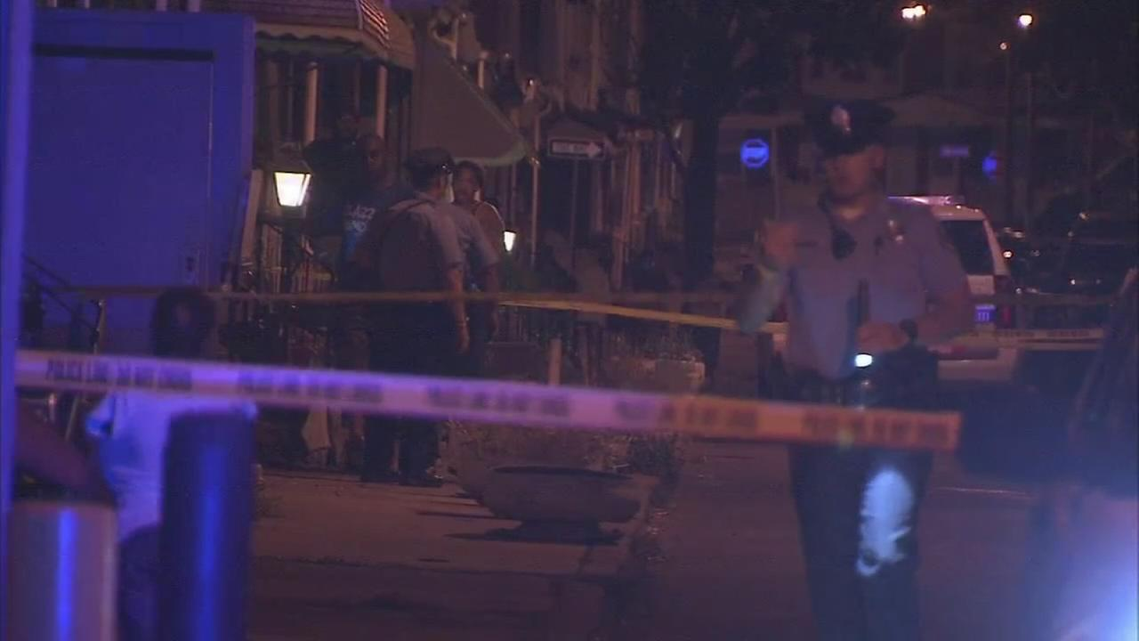 Man shot and killed sitting on porch