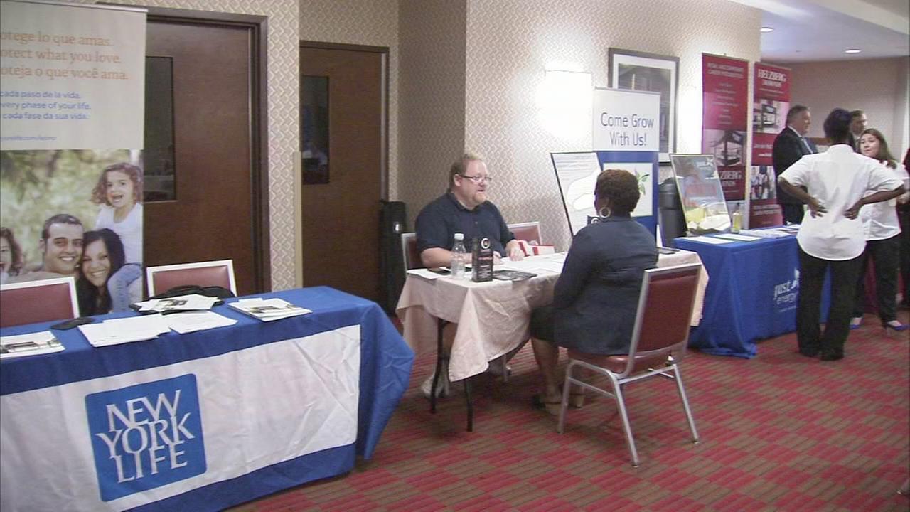 Coast-to-coast career fair