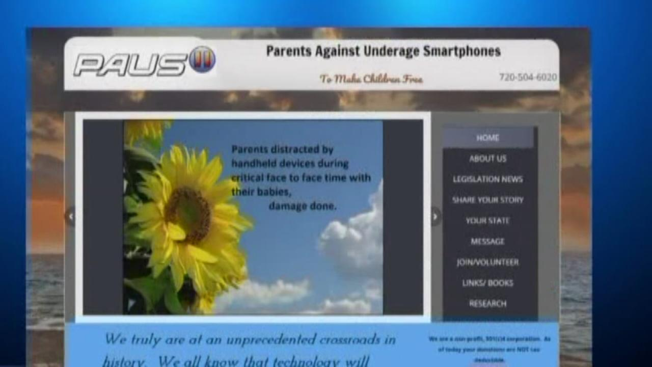 Colorado man aims to ban cell phone sales to children under 13