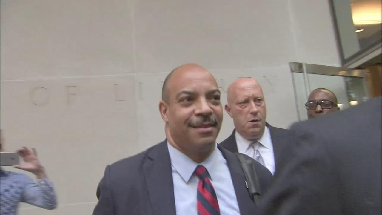 Jury selected in trial of Seth Williams
