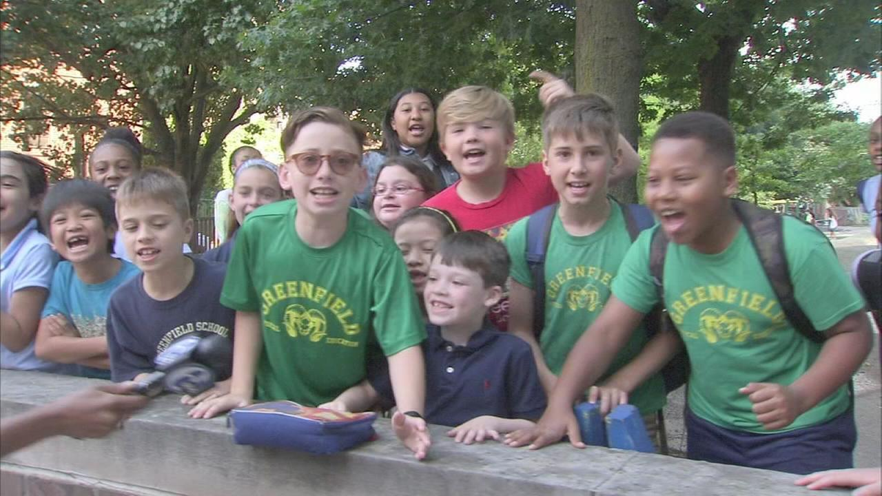Last day of school for Philadelphia students