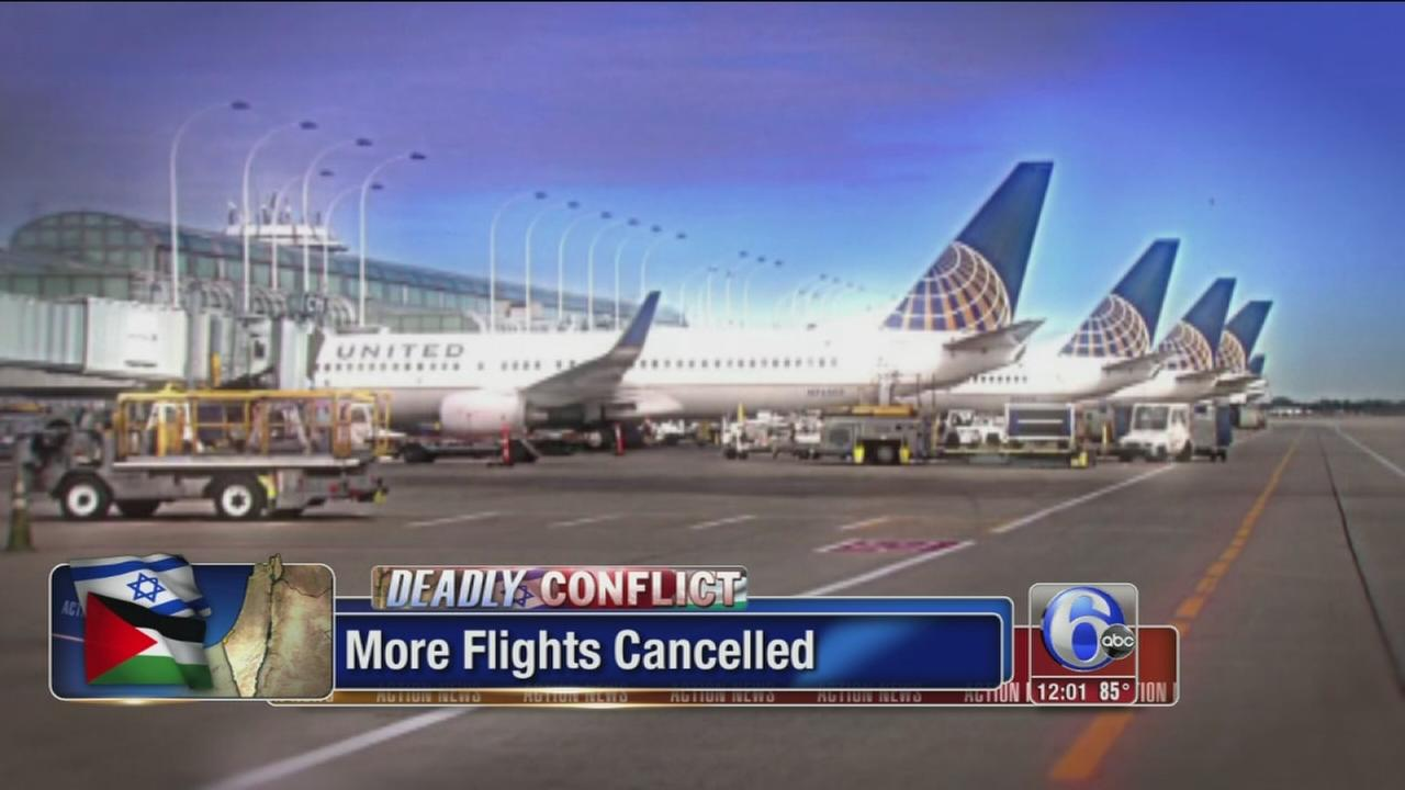 VIDEO: FAA prohibiting all US flights to Israel