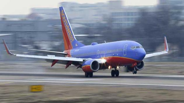 Hairspray Smell Prompts Hazmat Search on Southwest Plane