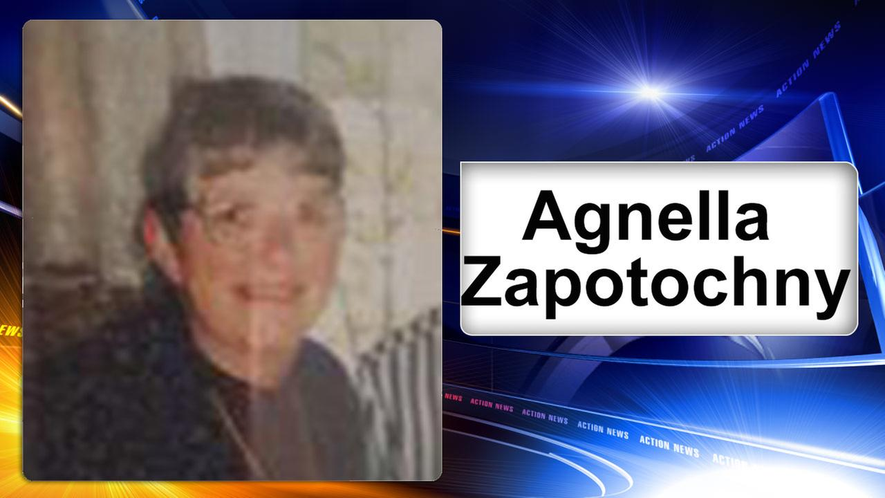 Search for missing endangered elderly woman in Burlington Co.