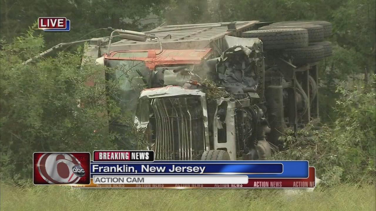 Fatal crash in Franklin Twp., NJ