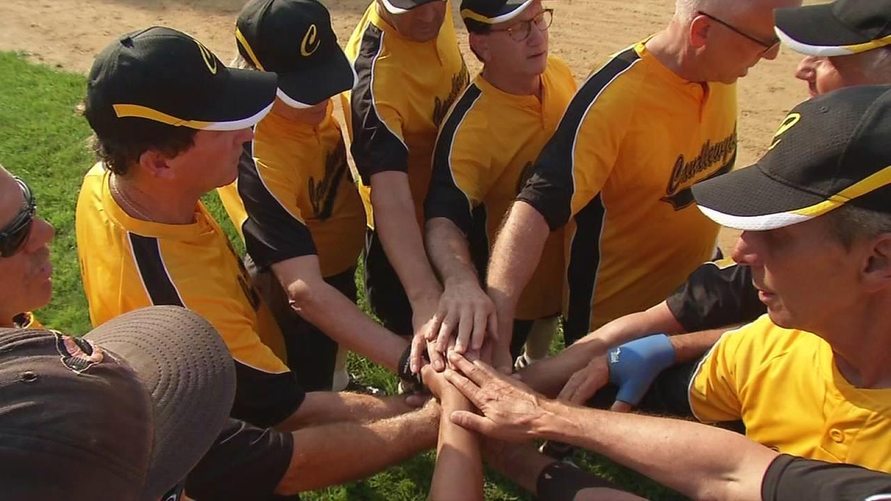 Art of Aging: Senior softball leagues