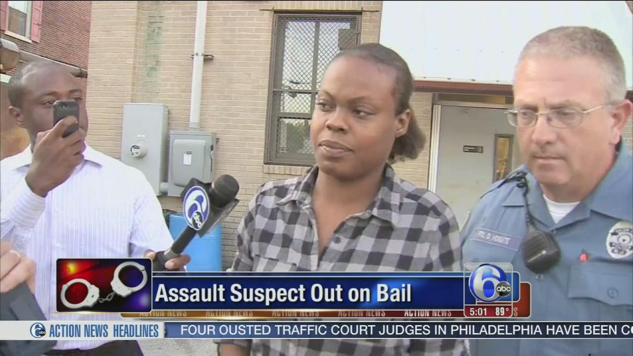 VIDEO: Latia Harris out on bail
