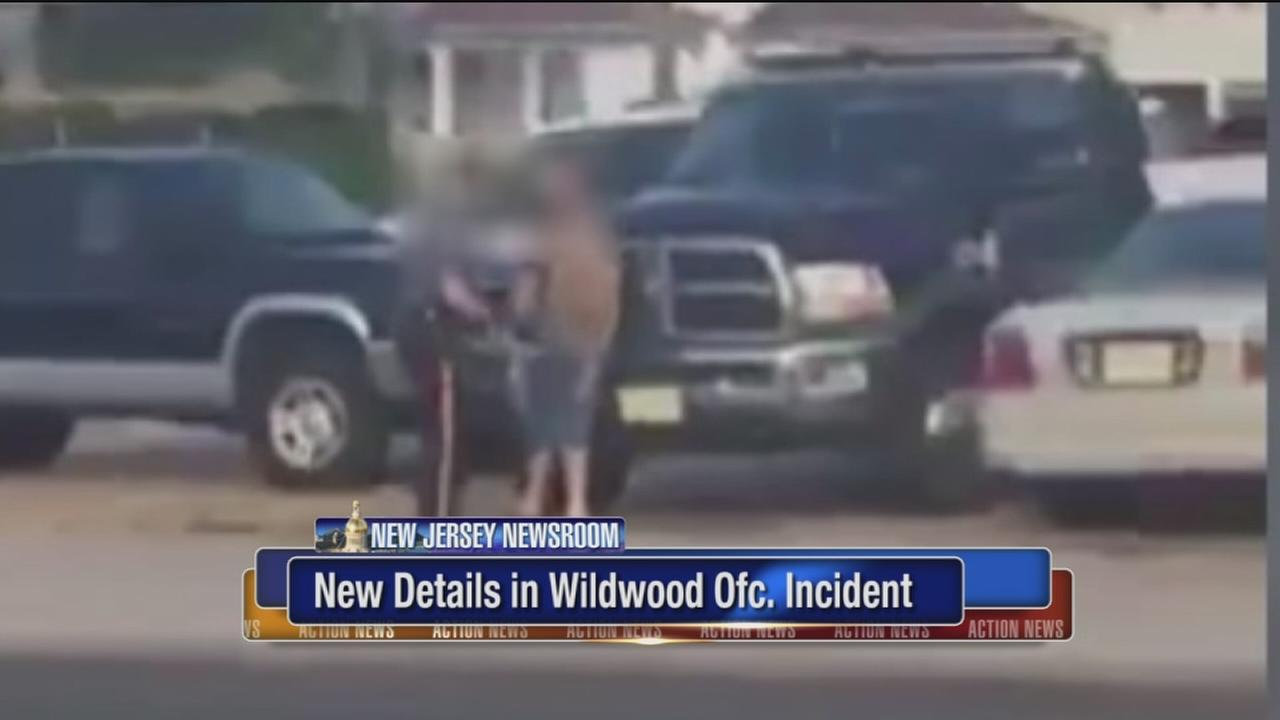 Names released in Wildwood cop punch case
