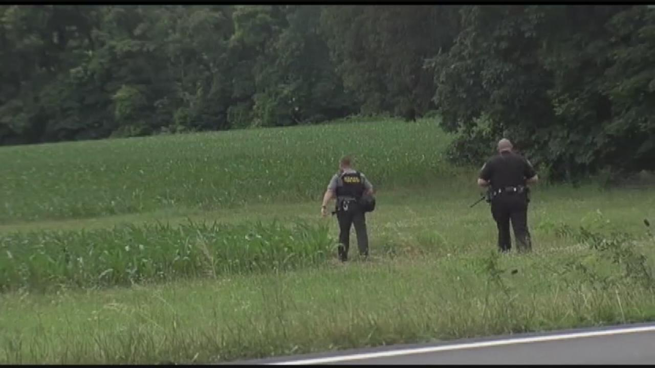 Police: Man and woman barricade themselves in Lehigh Co. home