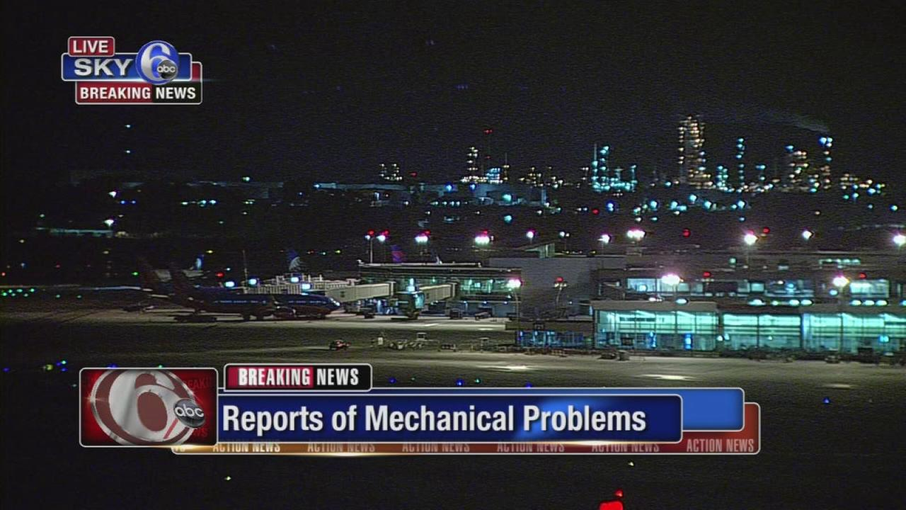 Flight returns to Philly after mechanical issues found