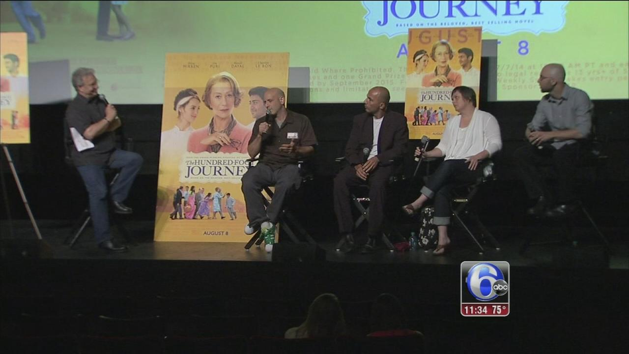VIDEO: Marc Summers hosts chefs panel
