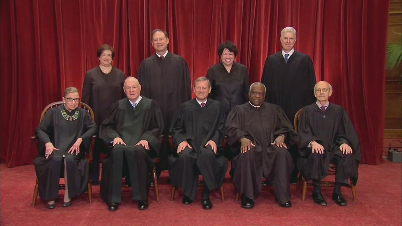 VIDEO: Supreme Court reinstates Trump travel ban