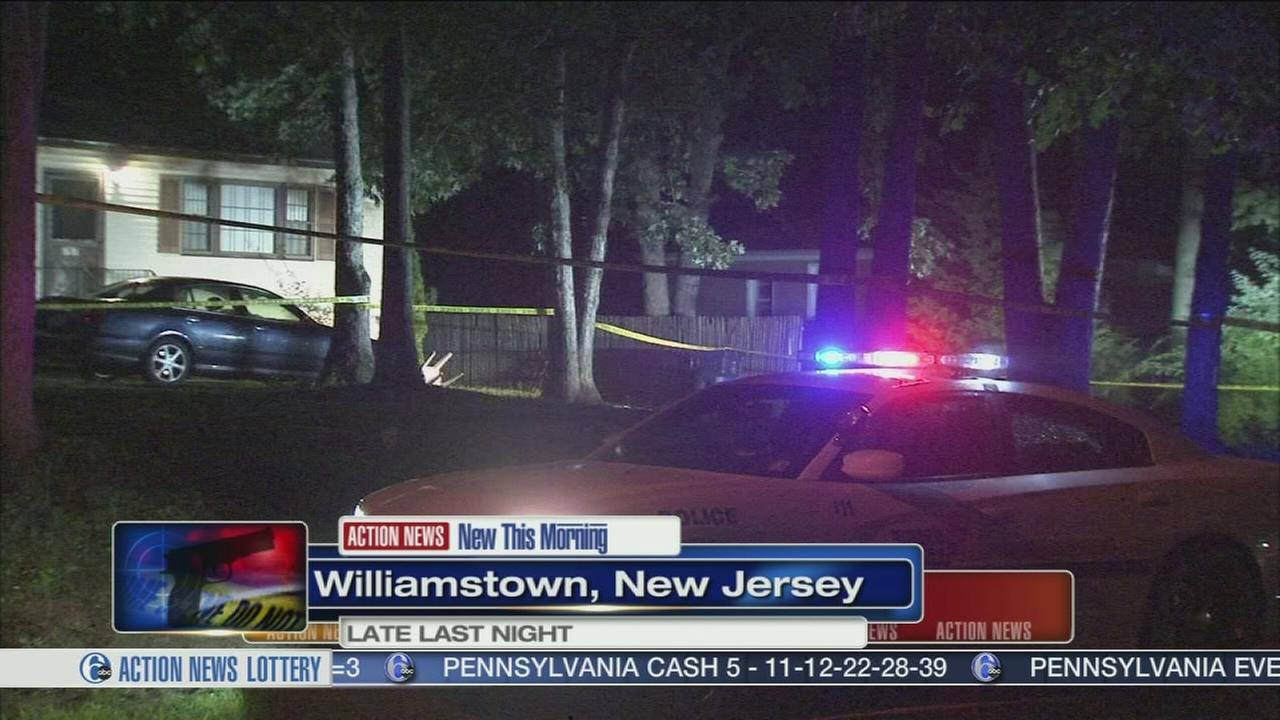 VIDEO: 1 person hospitalized after shooting in Gloucester Co.