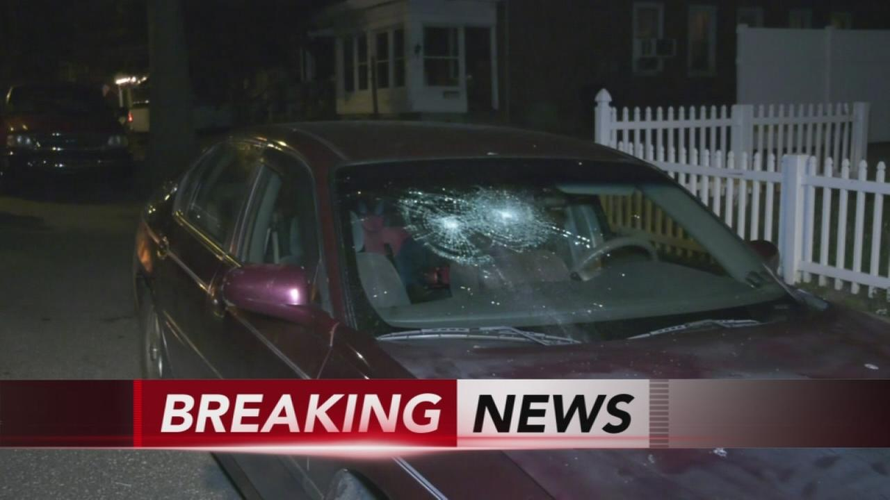 Cars vandalized in Tacony
