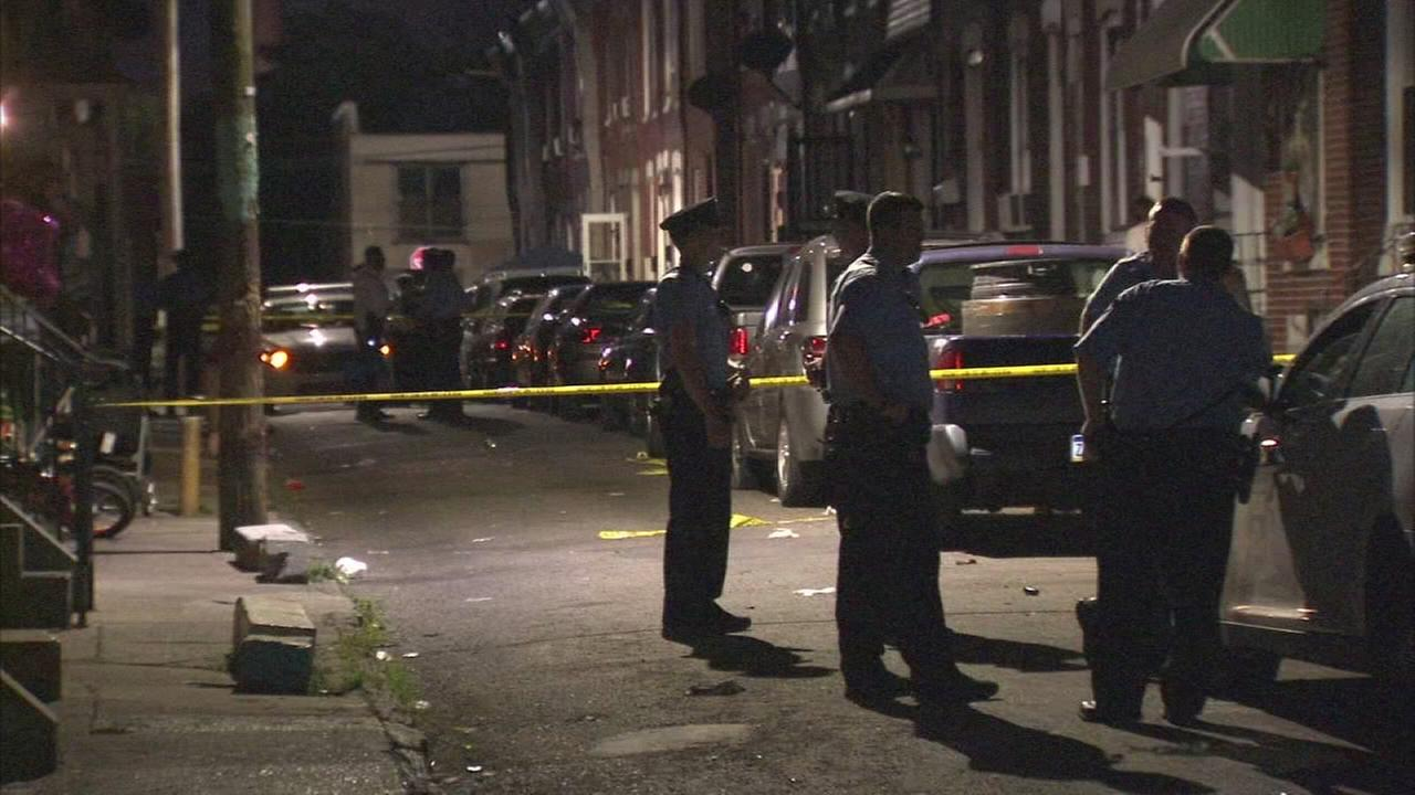 Woman shot in Kensington