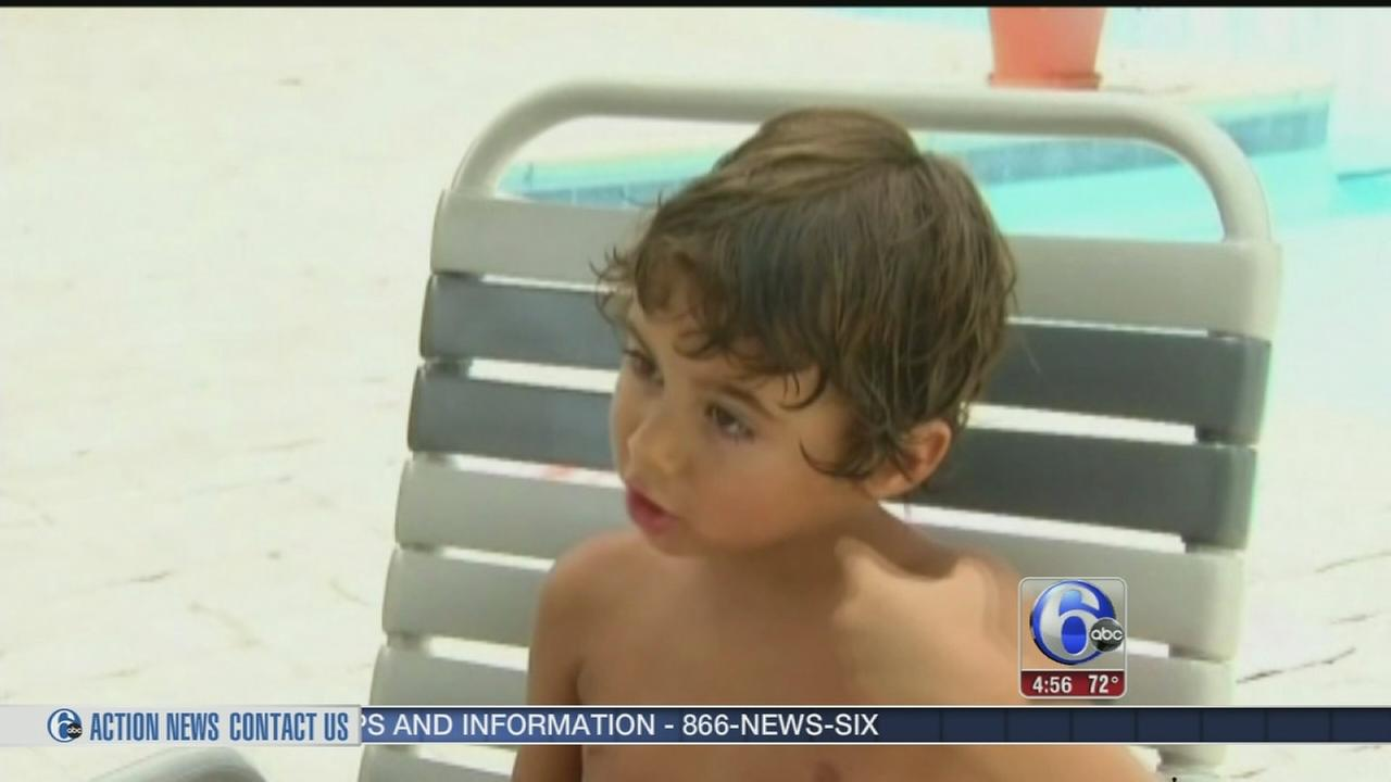VIDEO:  Boy, 4, asks the wrong question