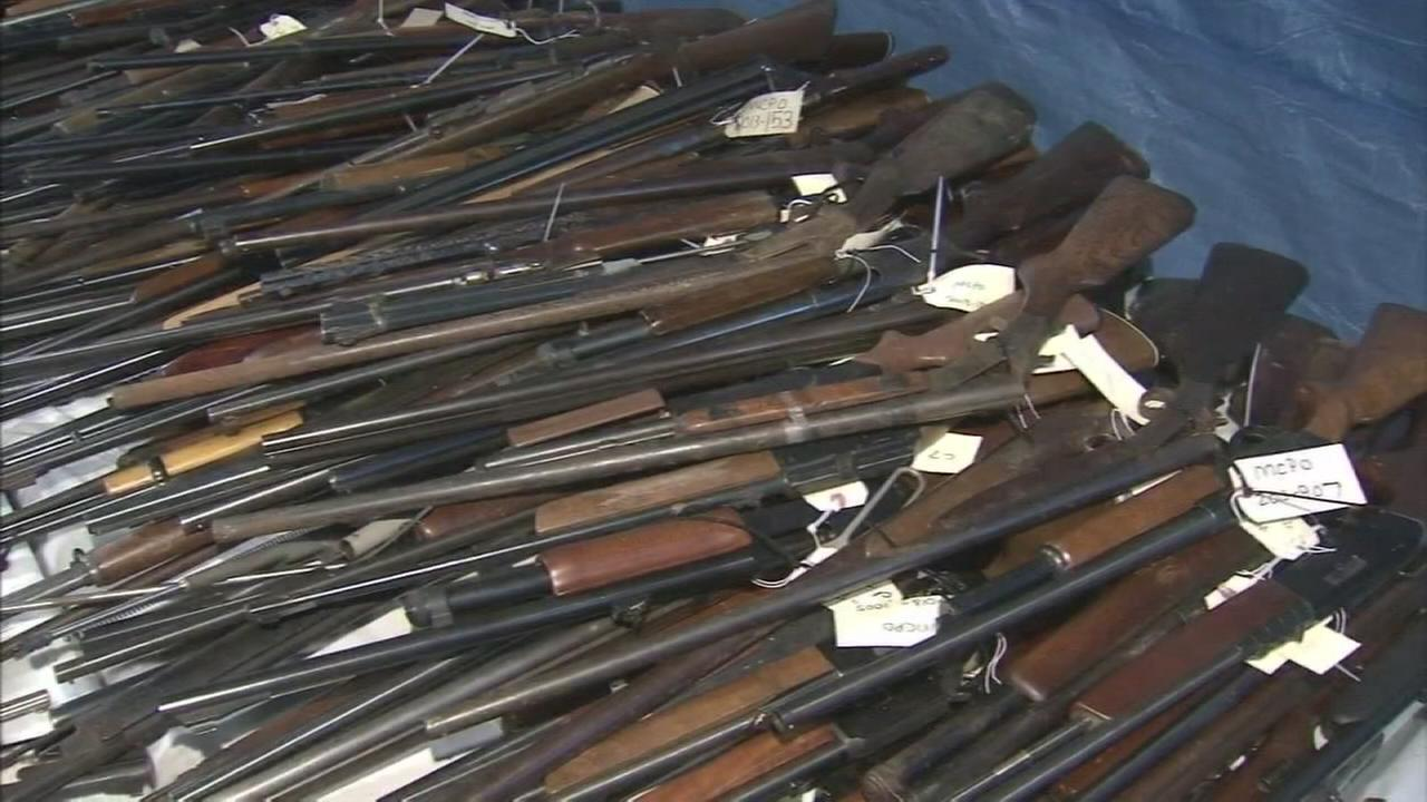 Big gun buyback set for late July in New Jersey