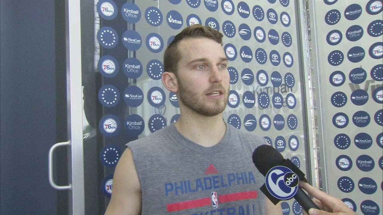 One-on-one with Nik Stauskas