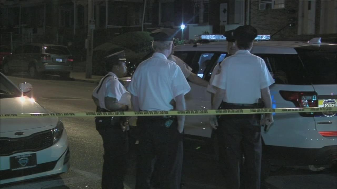 Teenage girl shot in SW Philly