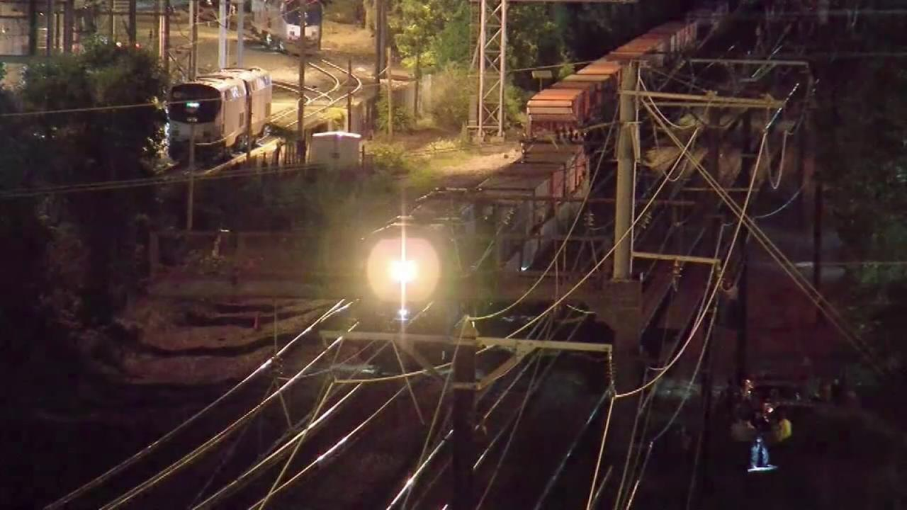 RAW VIDEO: Workers killed by Amtrak train