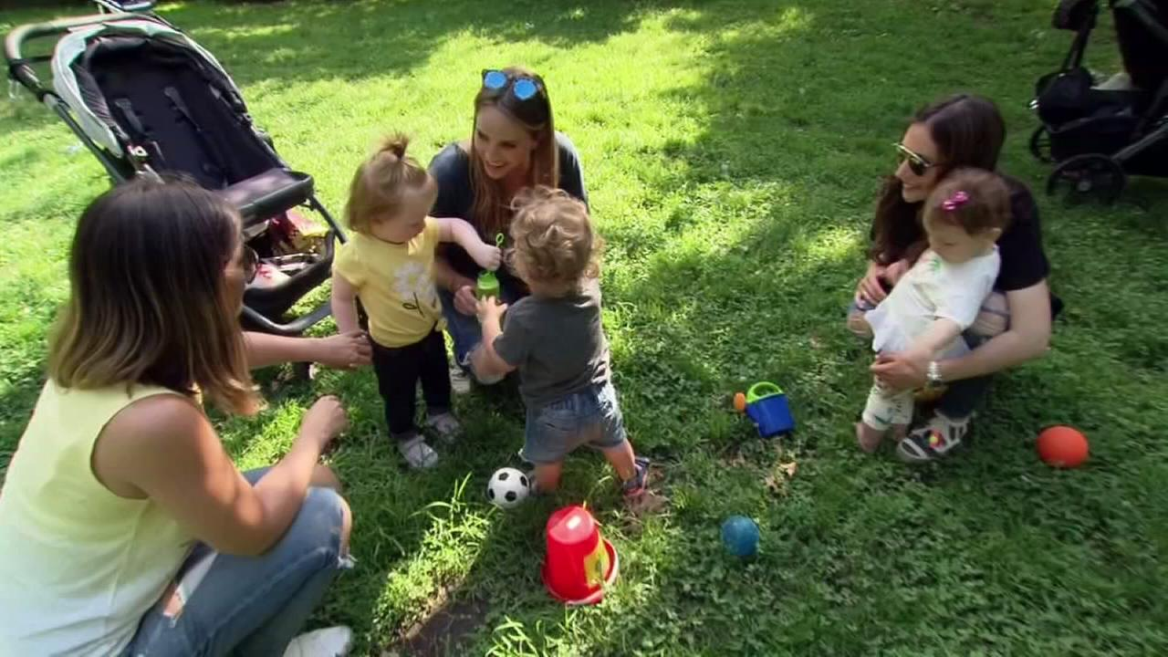 Peanut app helps moms make friends and plan playdates