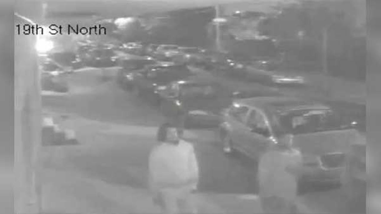Suspects wanted for robbing 2 women at gunpoint in South Philadelphia