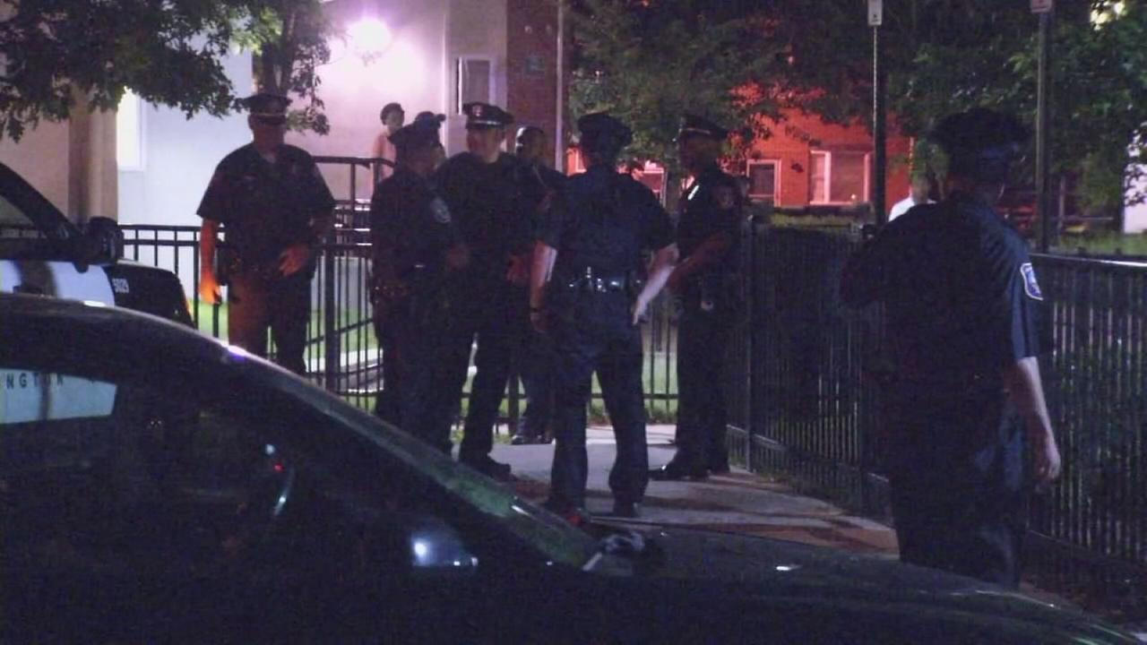 Girl, 14, shot and wounded