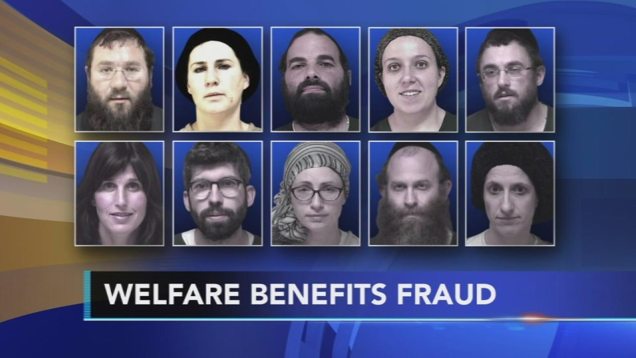 3 more NJ couples charged with welfare fraud