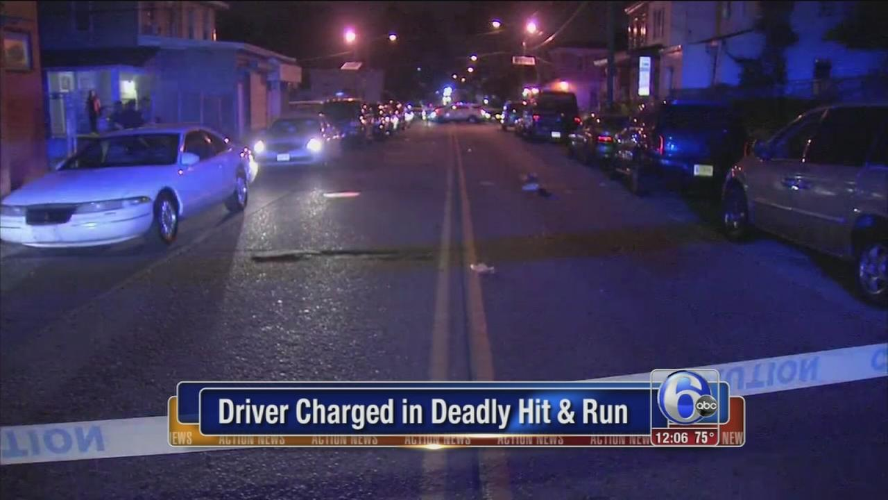 VIDEO: Driver charged in deadly hit and run