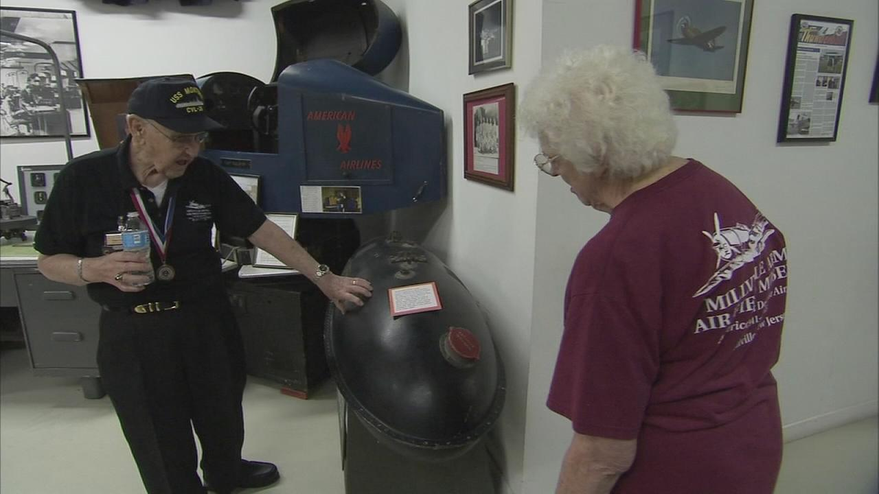 Art of Aging: Millville Army Air Field Museum