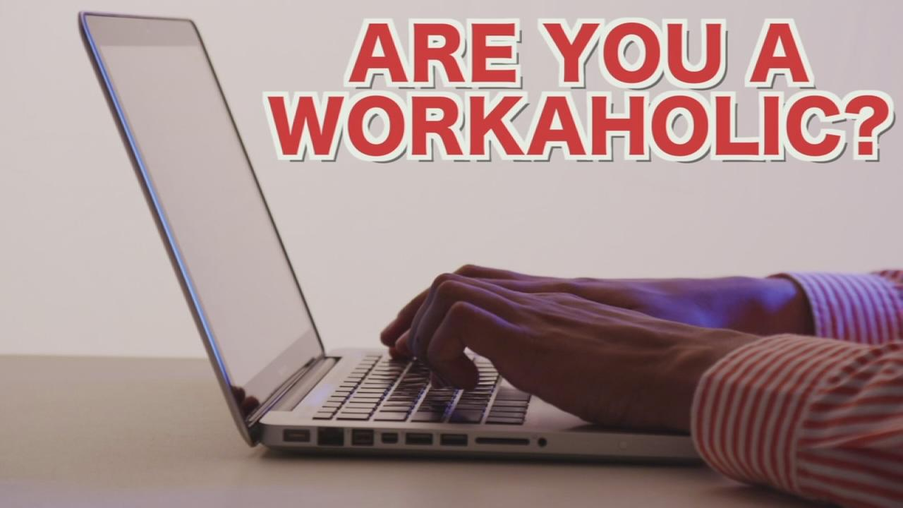 VIDEO: National Workaholics Day