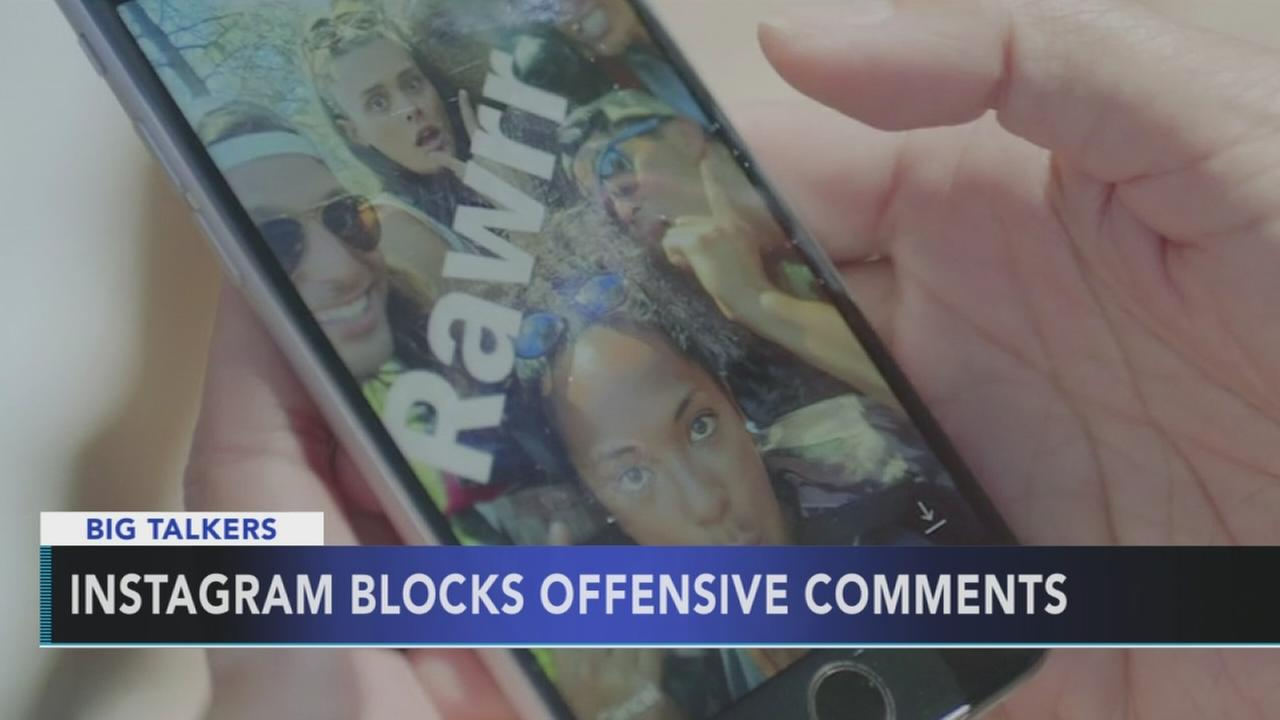 You can now block offensive comments and spam on Instagram