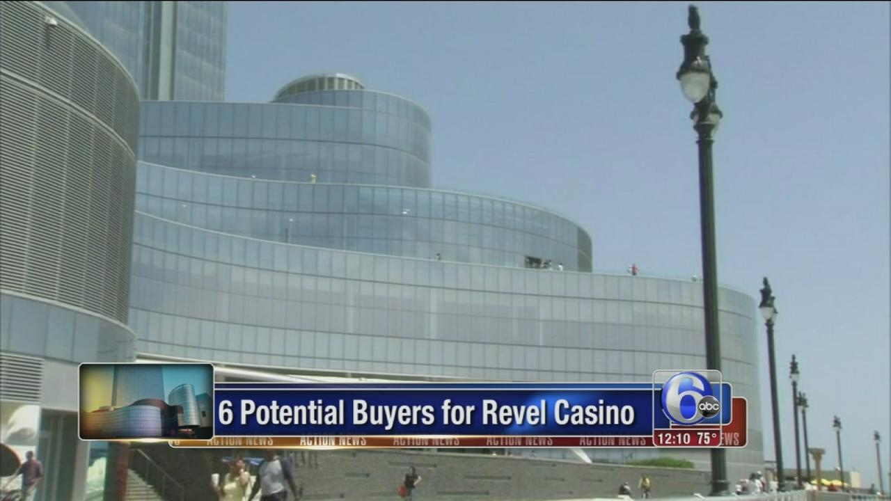 VIDEO: Potential buyers for Revel casino