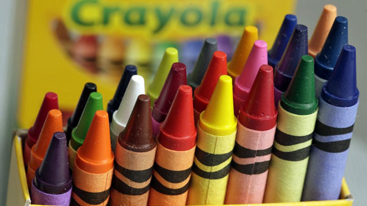 These Are the Top 5 Names for the New Crayola Crayon