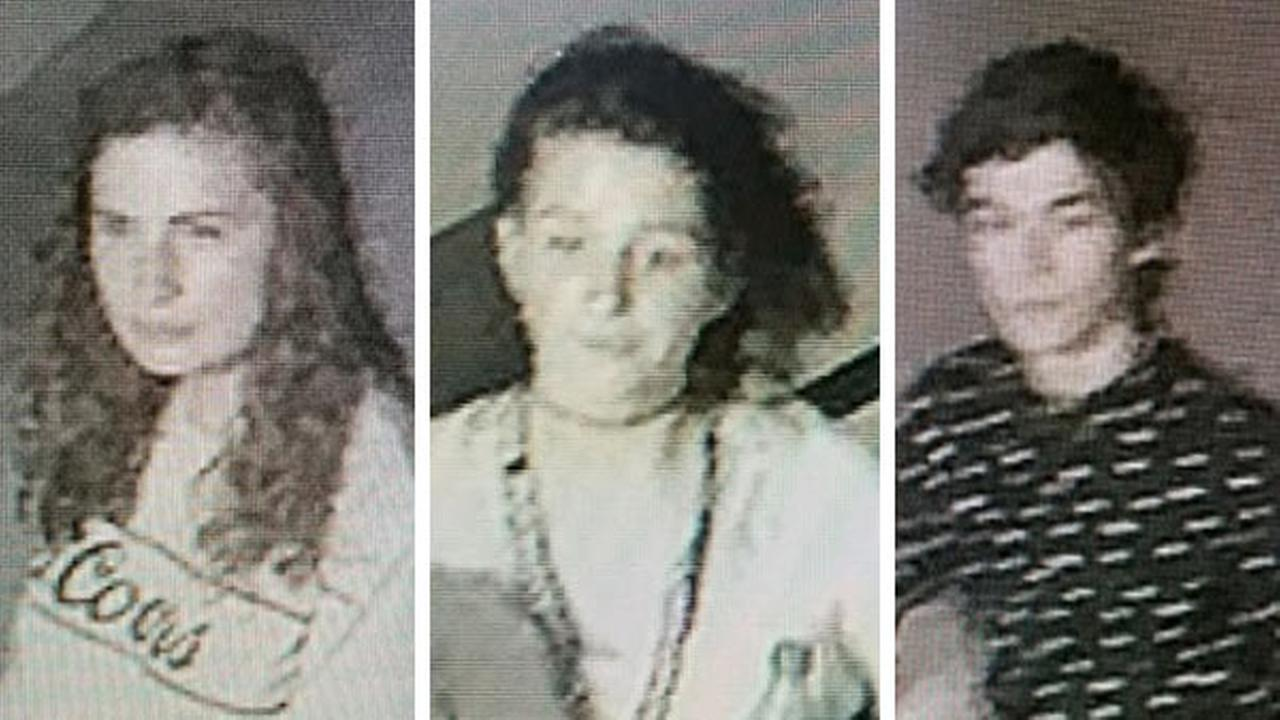 Surveillance images released by Ocean City, New Jersey Police