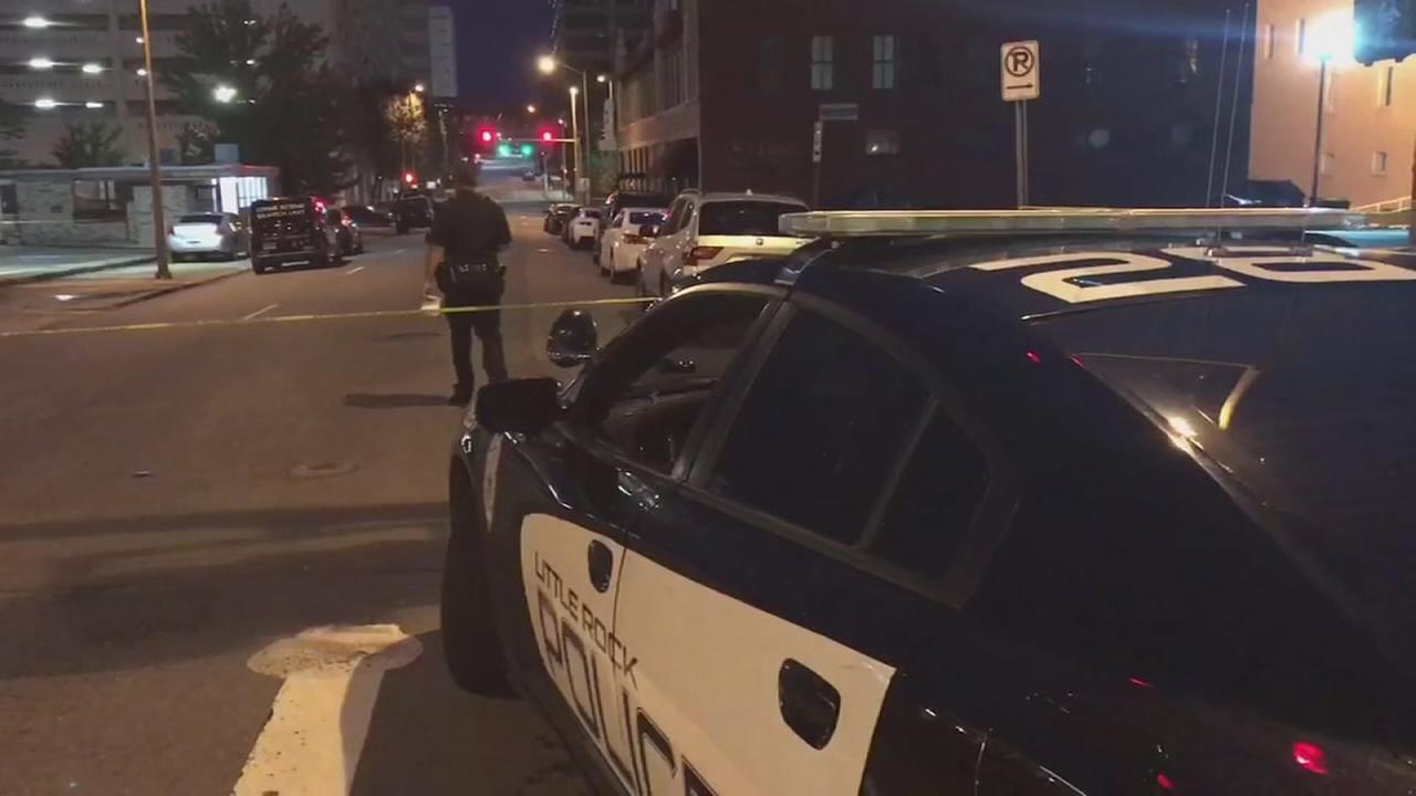 25 people shot at nightclub in Little Rock, Arkansas